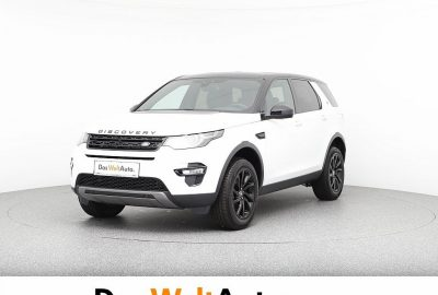 Land Rover Discovery Sport 2,0 TD4 150 4WD SE Aut. bei Auto Esthofer Team in
