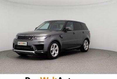 Land Rover Range Rover Sport P400e PHEV Plug-in Hybrid HSE bei Auto Esthofer Team in