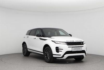 Land Rover Range Rover Evoque 2,0 D150 R-Dynamic Aut. bei Auto Esthofer Team in