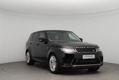 Land Rover Range Rover Sport 3,0 TDV6 S Aut. bei Auto Esthofer Team in