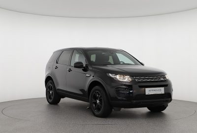 Land Rover Discovery Sport 2,0 TD4 4WD Pure bei Auto Esthofer Team in