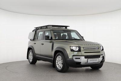 Land Rover Defender 110 D240 S Aut. bei Auto Esthofer Team in